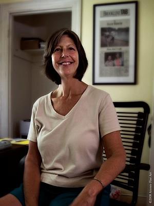 Mary McManus - polio survivor